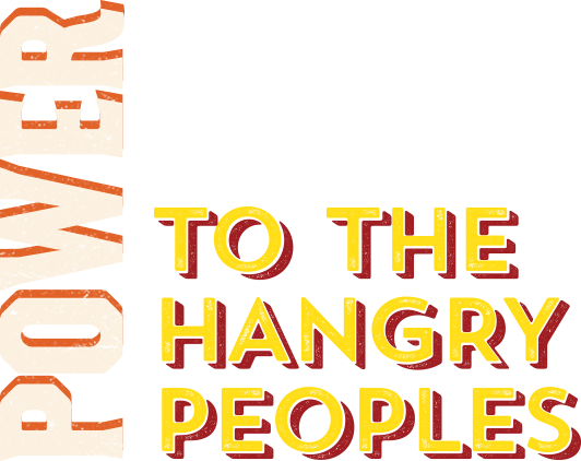 Power to the Hangry Peoples